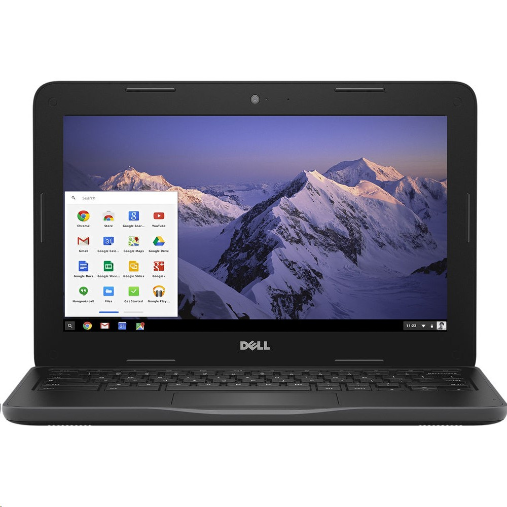 Dell 11 3100 Intel Celeron N4000 1.1GHz 4GB 32GB 11.6 WebCam TouchScreen Chrome OS 30J93