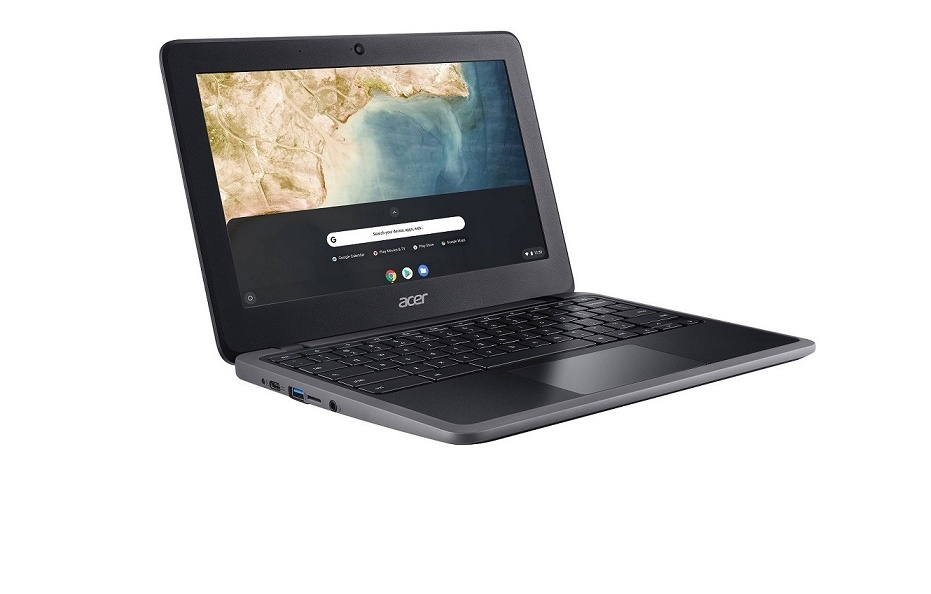 Acer C733-C5AS Chromebook 311 Intel Celeron N4020 1.1GHz 4GB 32GB WebCam 11.6 Chrome OS NX.H8VAA.006