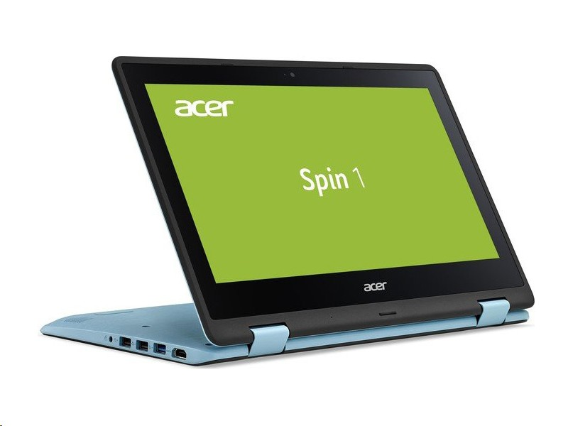 Acer Spin 1 Intel Pentium N4200 1.1GHz 4GB 128GB W10H 13.3 Touch Notebook NX.GL7AA.003