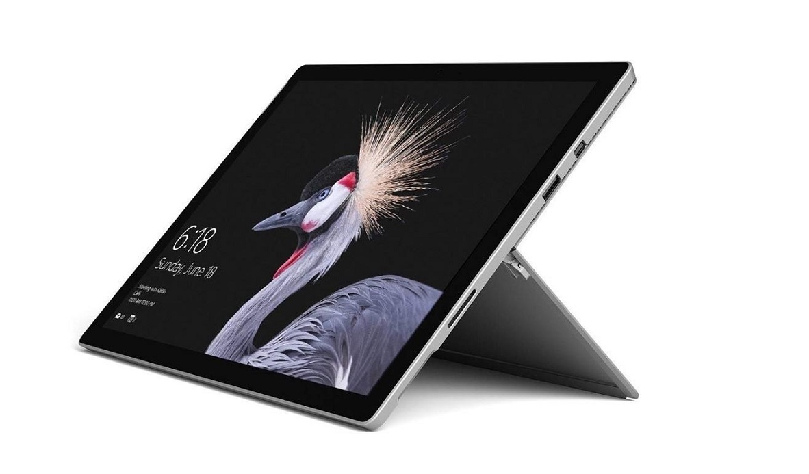 Microsoft Surface Pro 6 Intel Core i5-8250U 1.6GHz 8GB 128GB 12.3 Windows 10 Home Tablet LGP-00001