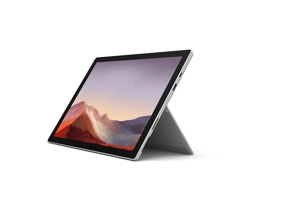 Microsoft Surface Pro 7 Intel Core i5 1035G4 1.1GHz 8GB 128GB Cam 12.3 TouchScreen PVQ-00001 Windows 10 Pro