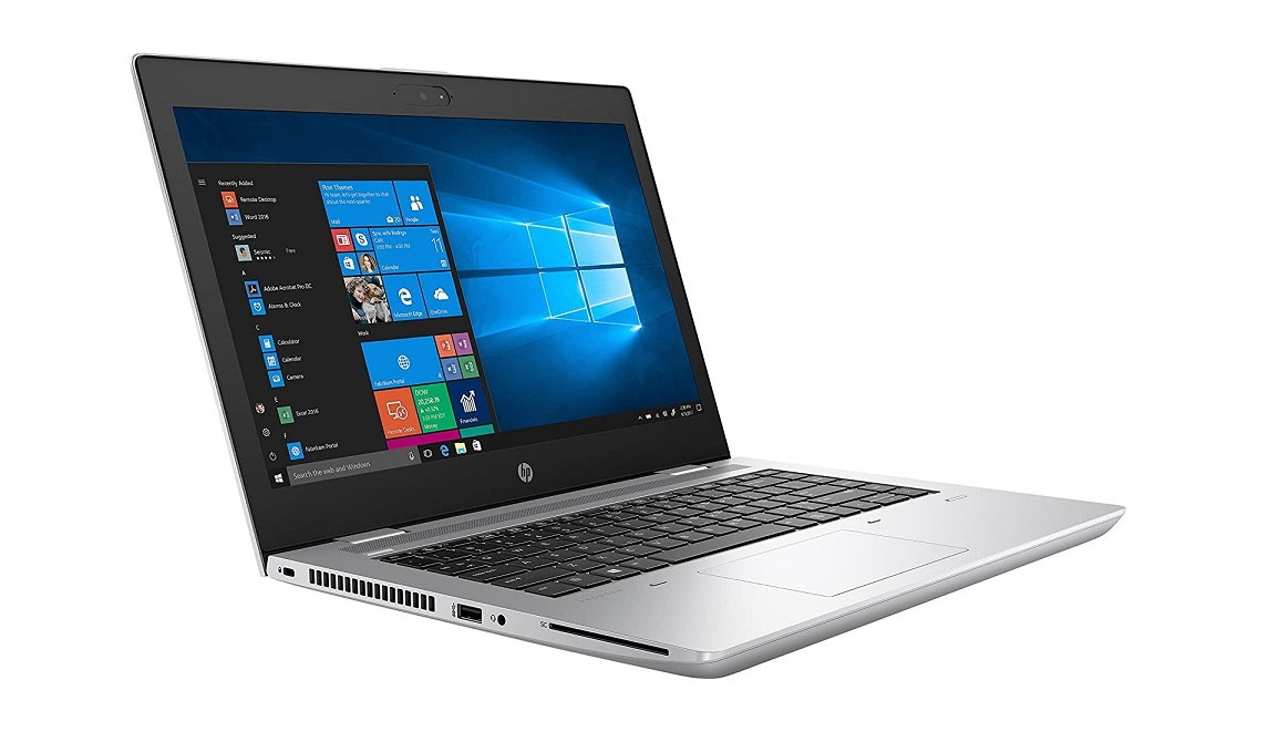 Hp Probook 640 G4 Intel Core i5-8250U 1.6GHz 8GB 256GB Webcam 14 Windows 10 Pro 4TB95UT#ABA
