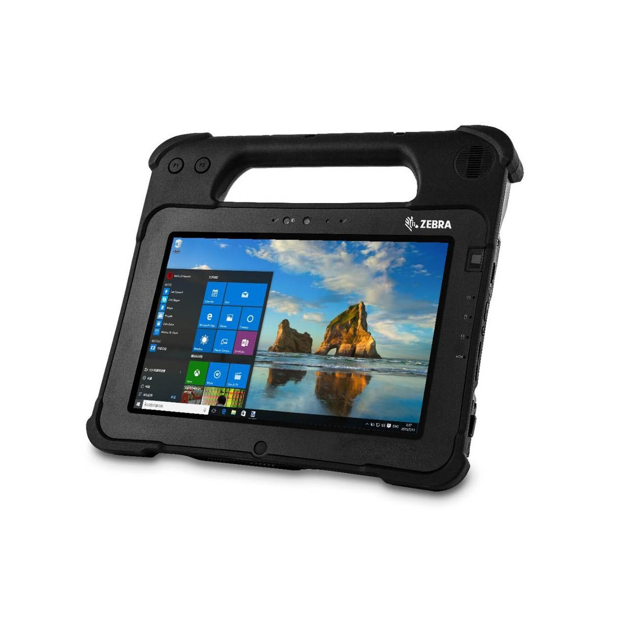 Zebra RPL10-LXS5X4W1S0X0X0 Intel Core i5-8250U 8GB 128GB W10P 10 Rugged Tablet