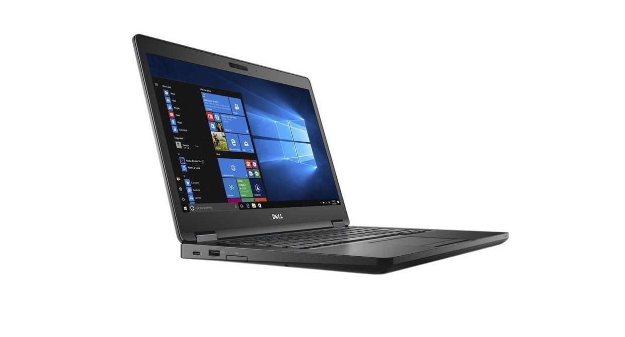 Dell Latitude 5480 Intel Core i5-7300U 2.6GHz 8GB 500GB (No WebCam No Wi-Fi) 14.0 Non-Touch Windows 10 Pro