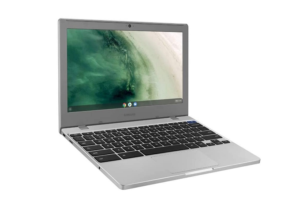 Samsung Series 4 Intel Celeron N4000 1.10GHz 4GB 32GB 11.6 Chrome OS Chromebook XE310XBA-K01US Platinum Titan