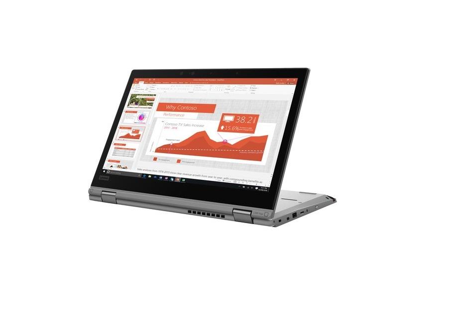 Lenovo Thinkpad L390 Yoga Intel Core i5-8265U 1.6GHz 8GB 256GB Webcam 13.3 Touchscreen Windows 10 Pro 20NT0004US
