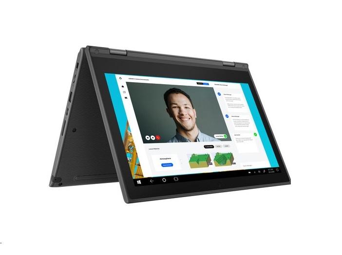 Lenovo 300e Intel Celeron N4100 1.1GHz 4GB 64GB Webcam 11.6 Touchscreen Windows 10 Pro Education 81M90000US