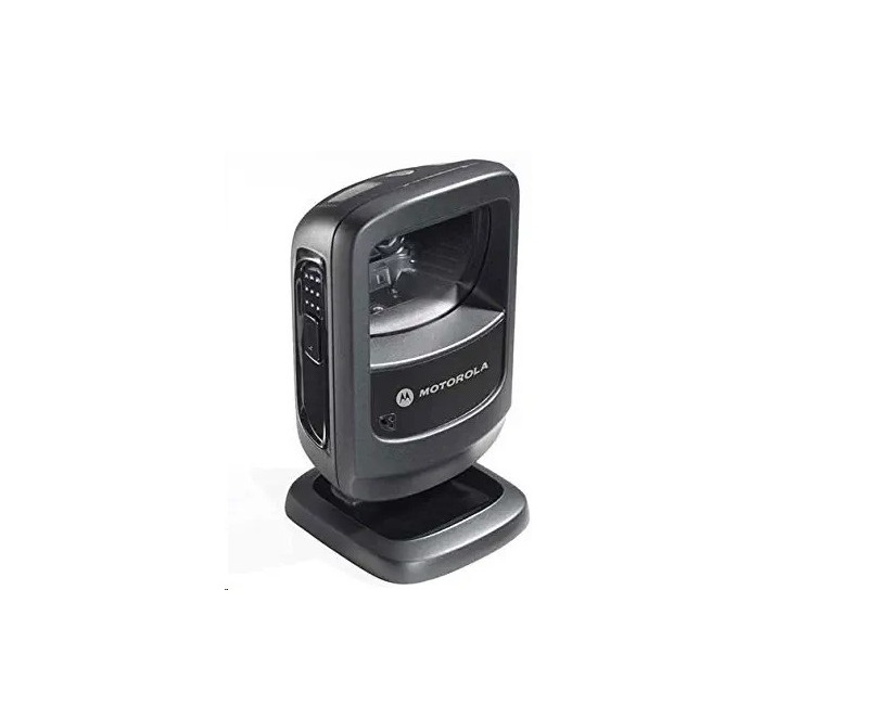Zebra DS9208-DL 2D BarCode Scanner USB Black DS9208-DL4NNU21Z