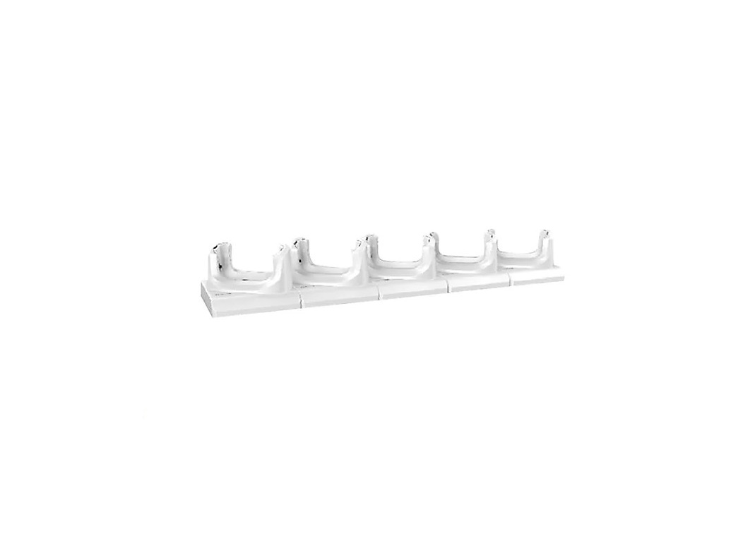 Honeywell CRD-TC51-HC5SC-01 5-Slot Charge Only Cradle Kit For TC51 TC56 White