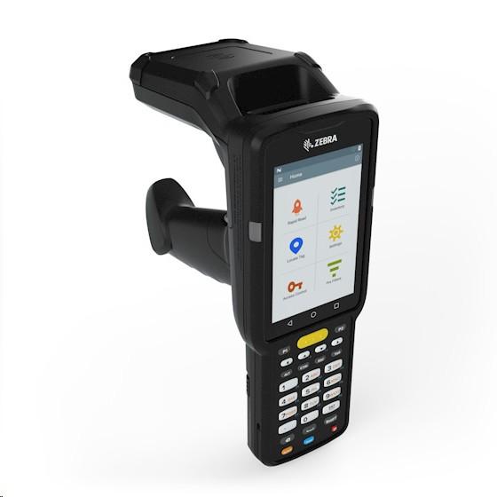 Zebra MC3330R MC333R-GI2HG4US 4GB 32GB 2D 29-Key Android 7.0 RFID Reader