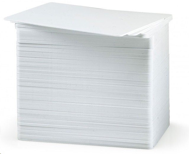 Zebra Premier Pvc Card Uhf 30 Mil 100 Cards 800059-102-01 (New Sealed)