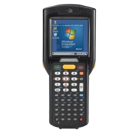 Zebra Symbol MC3200 1GB 4GB 3 48-Key Wind Emb Mobile Handheld Computer MC32N0-SI4HCHEIA (New Sealed)