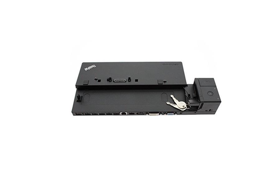 Lenovo 40A10090US ThinkPad Pro Dock Docking Station 90W L540 L440 T540P Dual Core T440 T440P T440S X240
