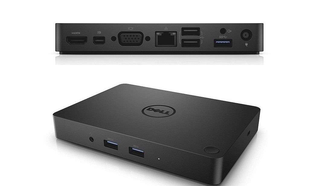 Dell Dock WD15 USB Type-C Docking Station With 180W Adapter 91K93