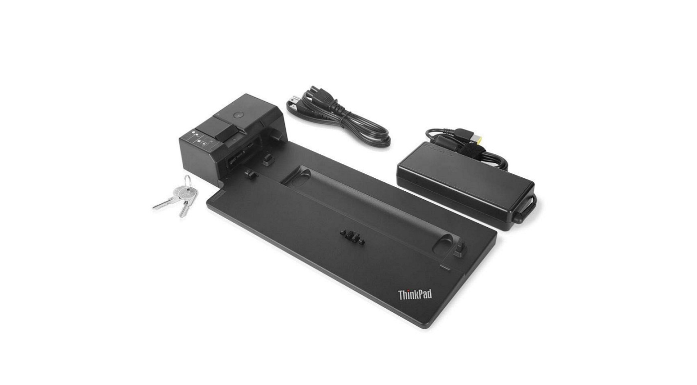 Lenovo 40AJ0135US ThinkPad Ultra Docking Station