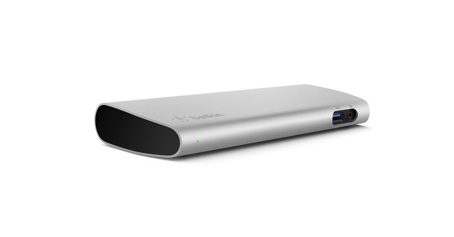 Belkin Thunderbolt 3 Express Dock HD For Macbook Pro 2016 E9M062TT