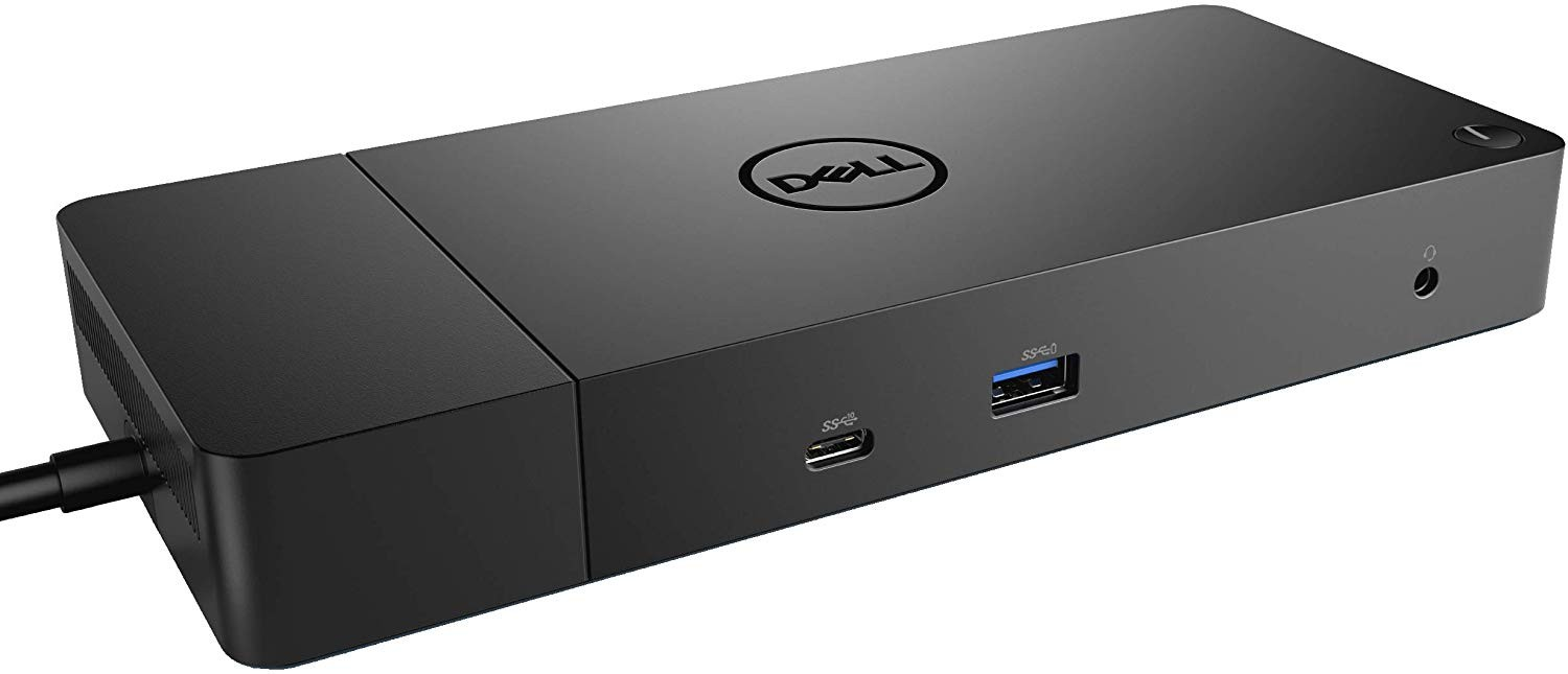 Dell WD19DC Docking Station With 240W Power Adapter WD19DC
