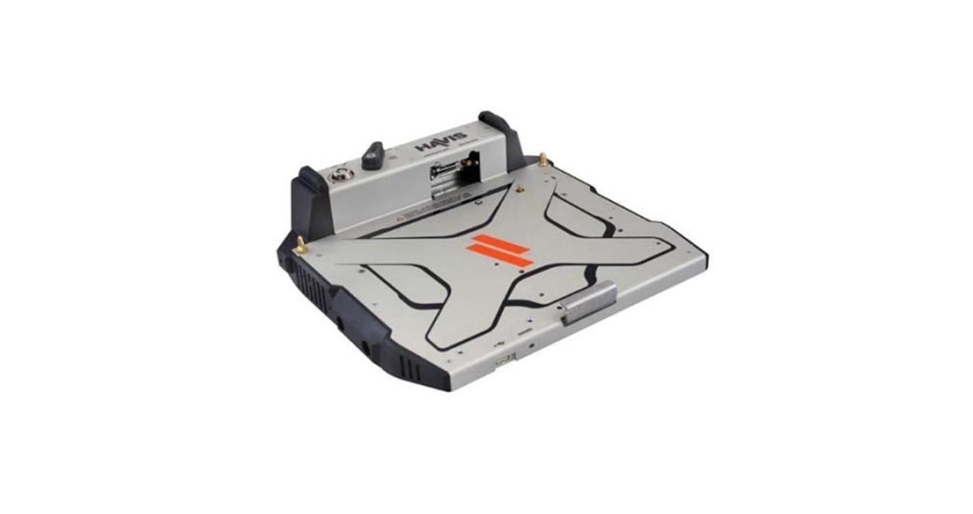 Panasonic Havis ToughBook Certified Vehicle Docking Station Dual Pass-Through CF-H-PAN-111-2-P