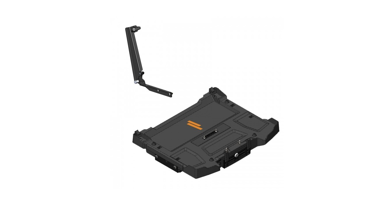 Havis Docking Station For Getac's S410 Notebook With Screen Support PKG-DS-GTC-611