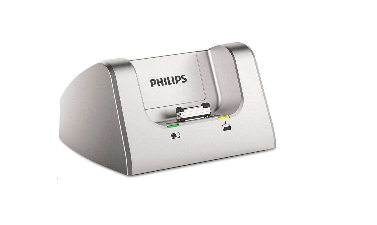 Philips ACC8120 Pocket Memo Usb Docking Station Silver ACC8120/00