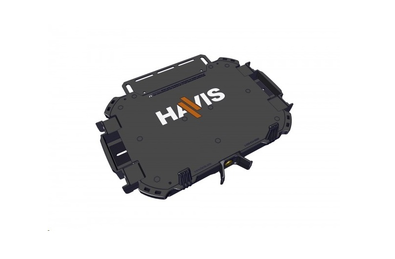 Havis Universal Rugged Cradle For 9 To 11 Computing Devices (Base Only) UT-2002