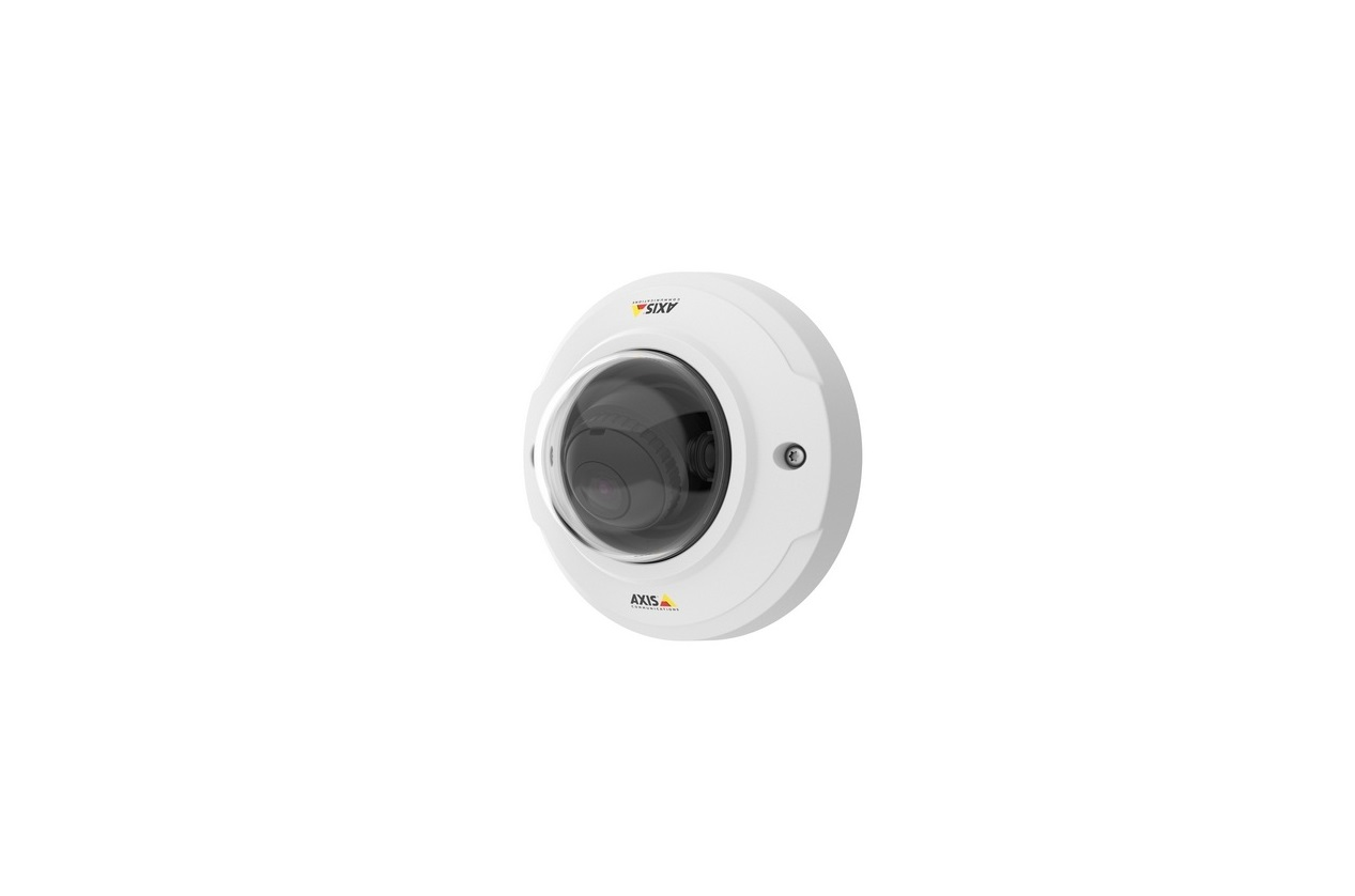 Axis Communications 0804-001 M3045-V Fixed Dome Network (Camera Only)