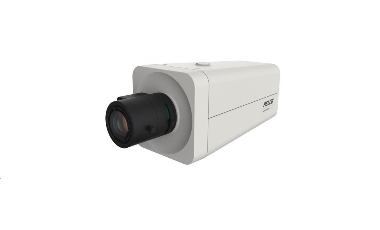 Pelco Sarix 5 MP H.264 Indoor Day Night Fixed Box IP Camera (No Lens) IXP51