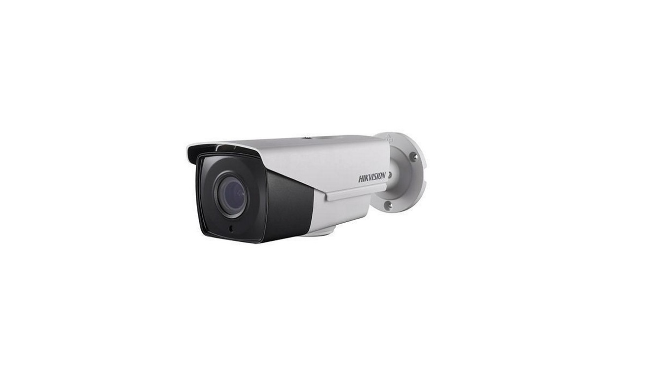 Hikvision 5MP Outdoor HD-TVI Bullet Camera With 2.8-12mm Lens W Night Vision DS-2CE16H1T-AIT3Z