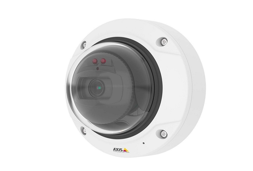 Axis Q3515-LV Network Dome Outdoor Camera 01039-001
