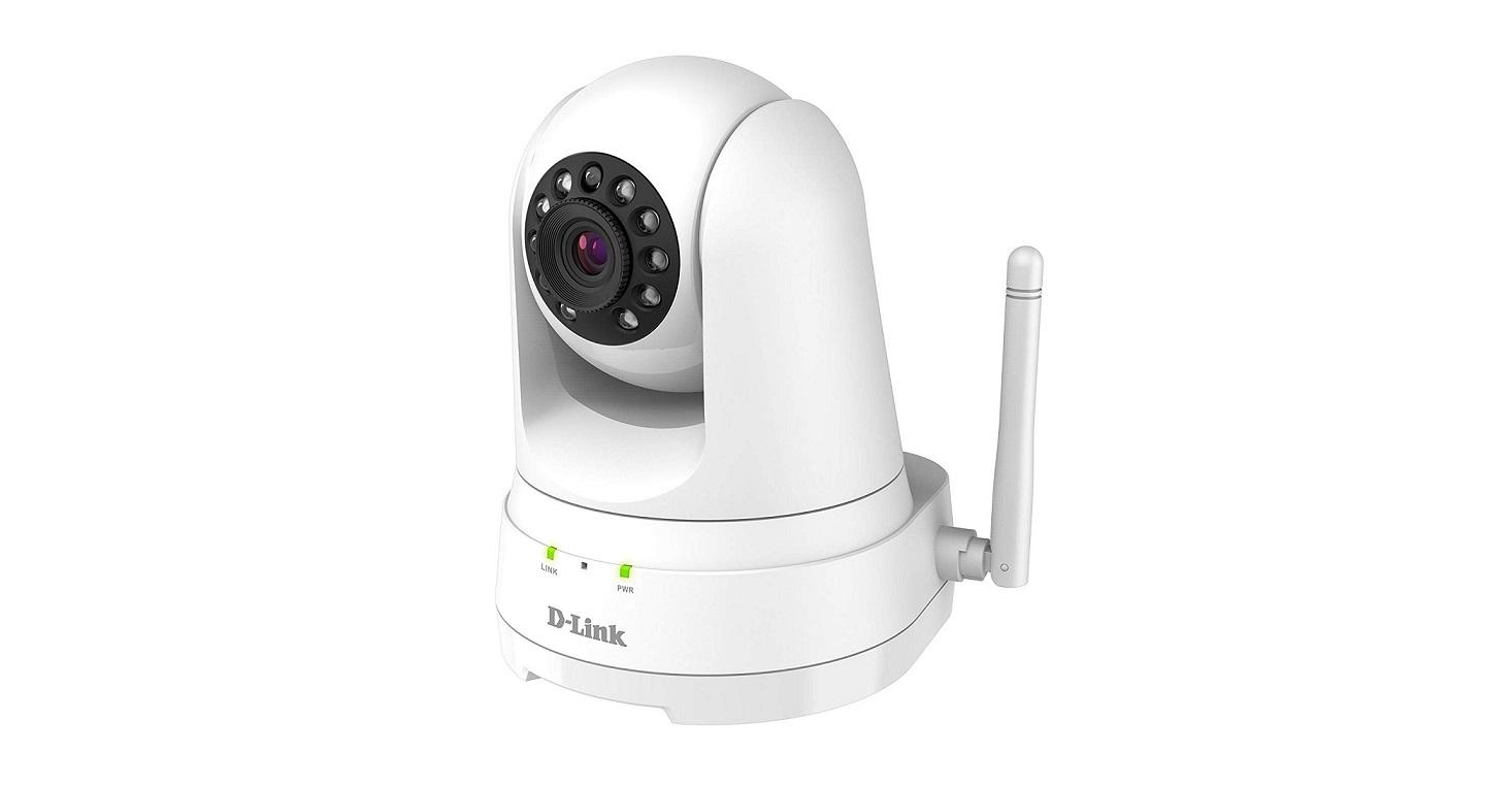 D-Link FullHD 1080p Pan Tilt Wi-Fi Camera DCS-8525LH