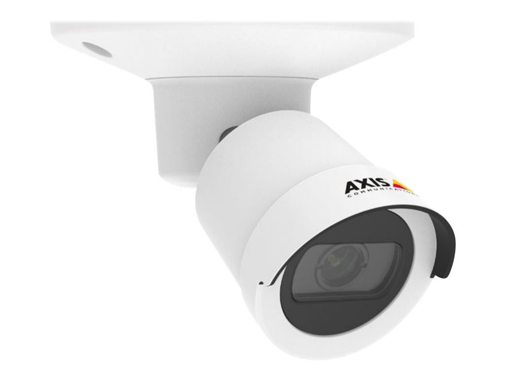 Axis Communications 01115-001 2MP Outdoor Network Bullet Camera With Night Vision
