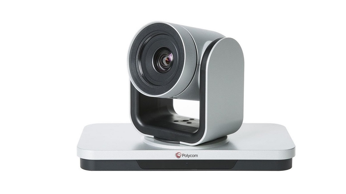 Polycom MPTZ-10 Eagle Eye IV 12x Camera For Video Conferencing System Silver 8200-64350-001