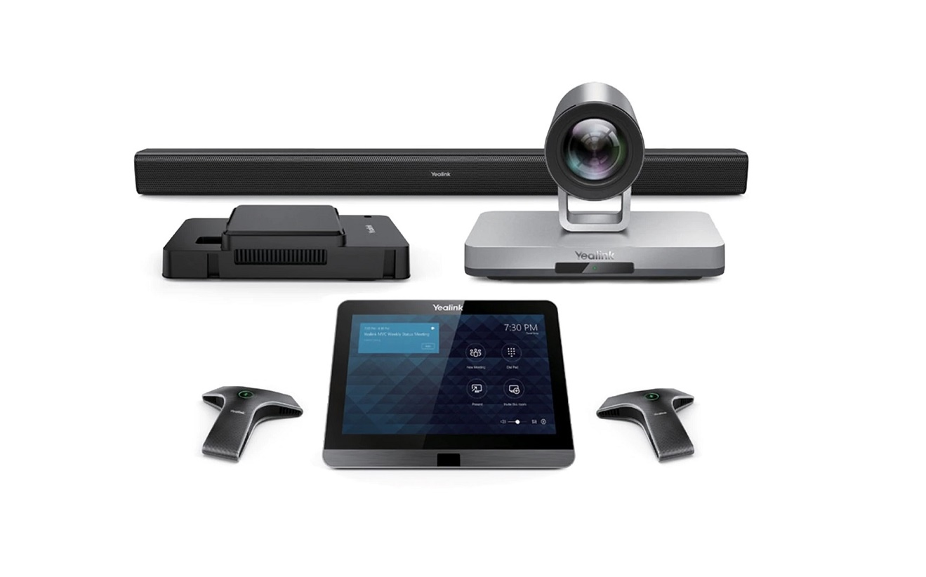 Yealink MVC800 Microsoft Teams i5-7th 8GB 128GB Conferencing System MVC800-WIRED-N7I5