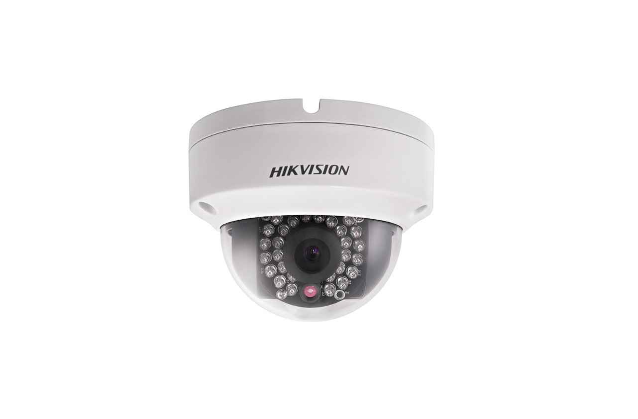 Hikvision DS-2CD2132F-I-12MM 3MP HD IR Outdoor Dome Camera
