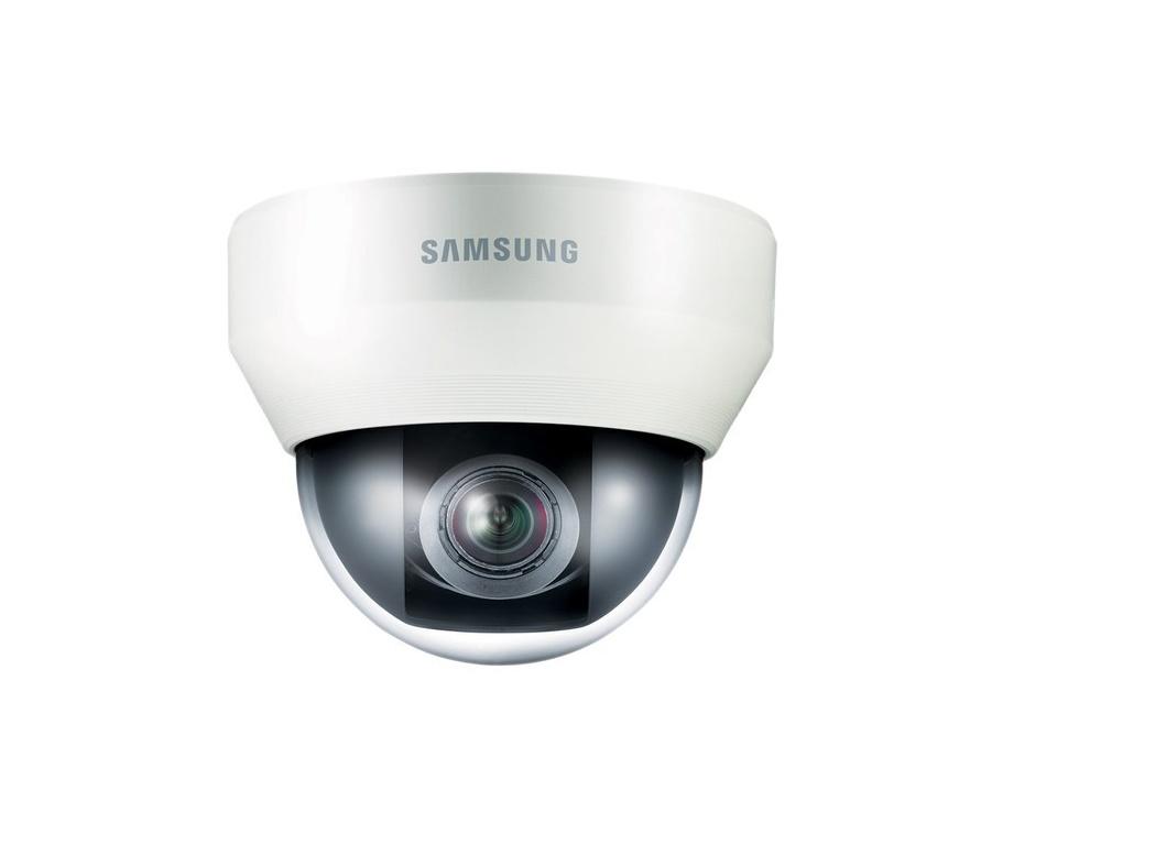 Hanwha Techwin Wisenet III SND-7084 3MP Network Dome Camera SND-7084