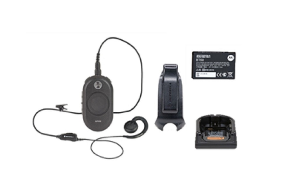 Motorola CLP1040 On-Site 4 Channel Two-Way Business Radio