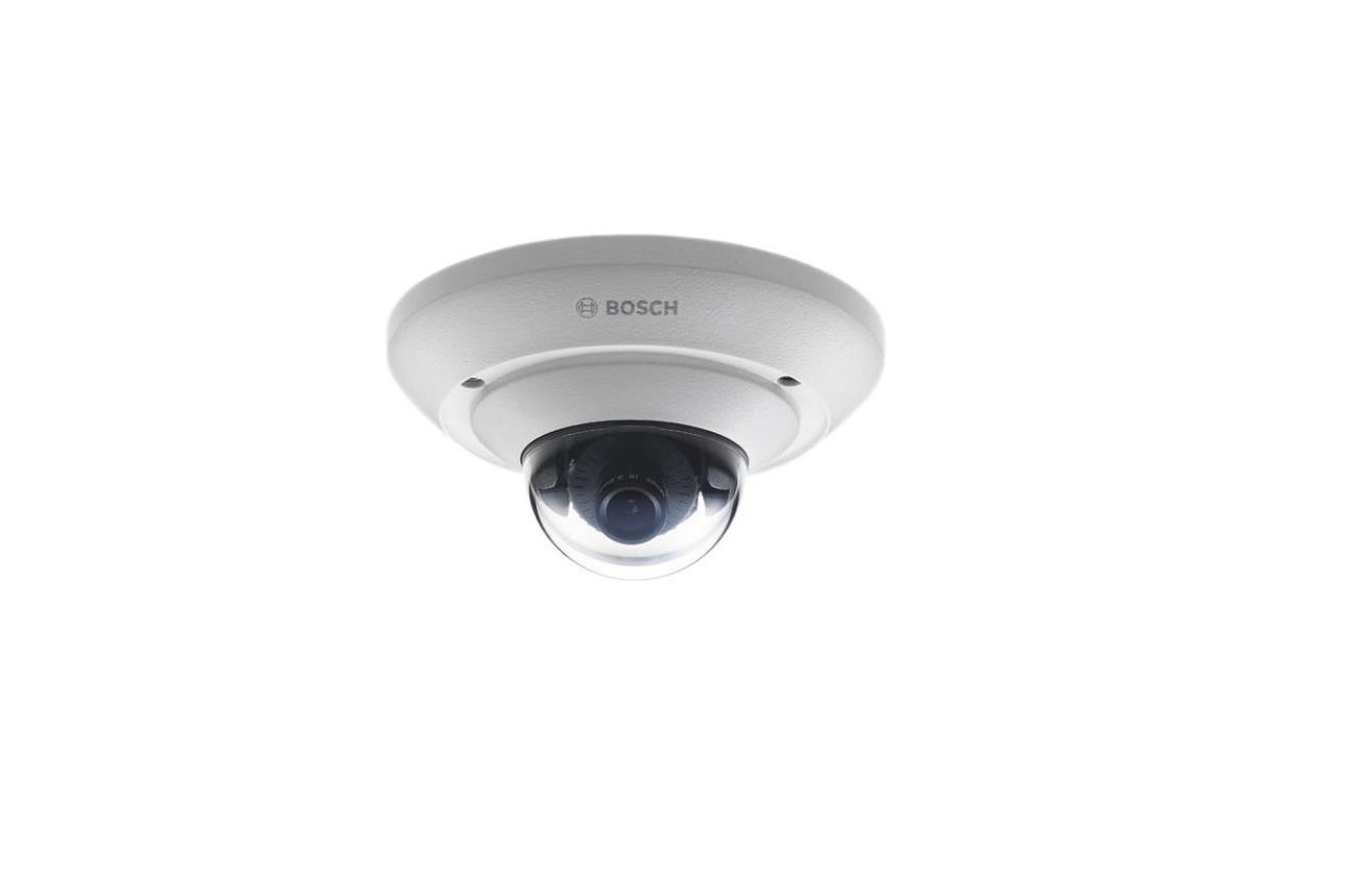 Bosch IP Micro5000HD 5MP Vandal-Resistant Day/Night Outdoor Dome Camera 3.6mm Fixed Lens NUC-51051-F4