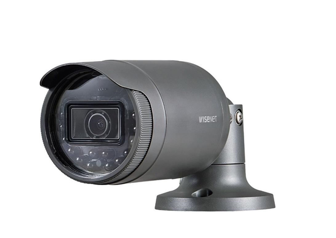 Hanwha Samsung 2MP IR Bullet Outdoor Network Security Camera LNO-6011R