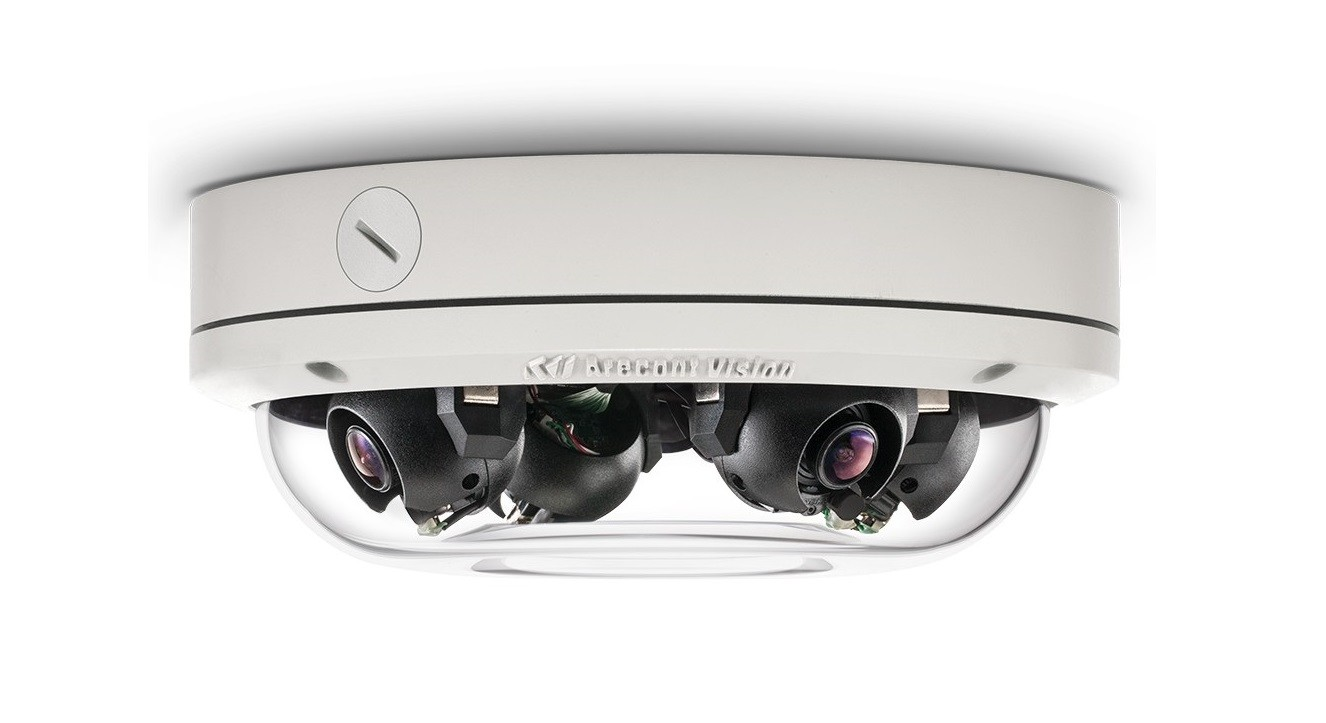 Arecont 20MP H.264 All-in-One Focus PoE Indoor Outdoor Dome IP (No Lens) Camera AV20275DN-NL