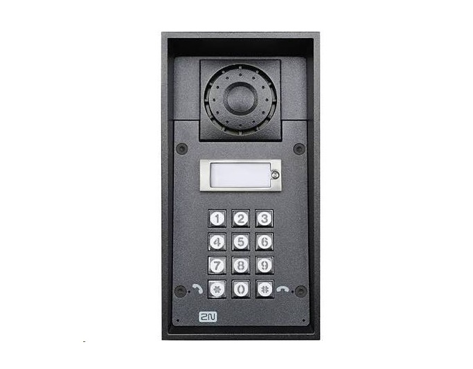 Axis 2N IP Force 1 Button+ KeyPad 10w Commercial Speaker 01338-001 01338001