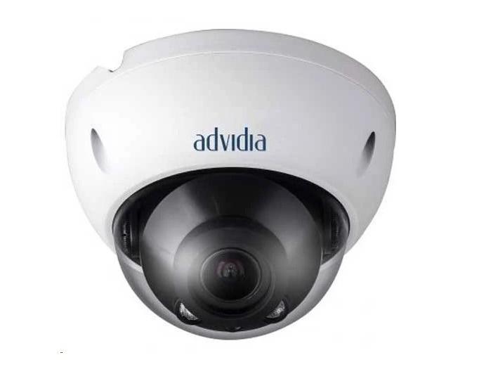 Advidia 4MP Outdoor With Night Vision Network Mini Dome Camera E-46-V