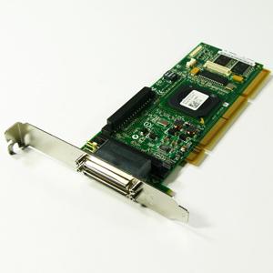 Adaptec 2230SLP SCSI RAID Ultra320 SGL dual-channel Controller 2120300-R
