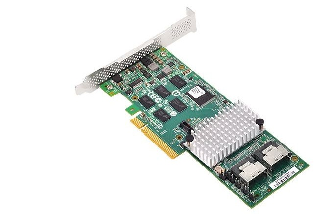 Cisco 9261-8i SAS RAID Controller Serial Attached SCSI Serial ATA/300 PCI Express 2.0 x8 Plug-in Card R2XXPL003CBL