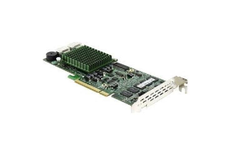 Supermicro Broadcom 2108 8-Ports SAS PCI-E 512MB Raid Controller AOC-USAS2LP-H8IR