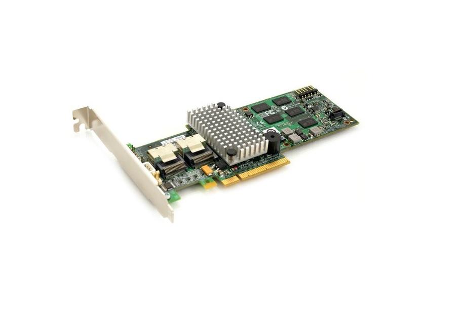Supermicro Super Micro 8-Ports SAS Raid Controller Serial Attached Pci Express x8 AOC-SAS2LP-H8IR