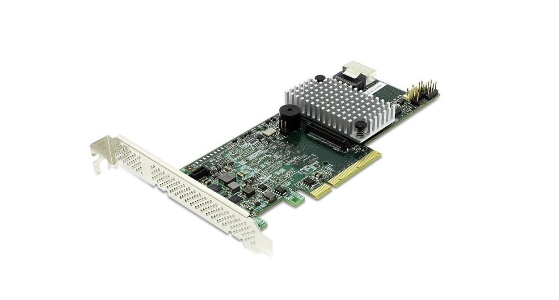 LSI Logic MegaRaid SAS 9266-4i SAS SATA Single Port PCI Express 2.0 x8 RAID Controller Kit LSI00306