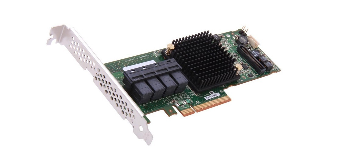 Adaptec 71605 16-Ports SAS/SATA Pci Express x8 Raid Controller 2274400-R