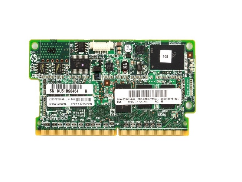 HP 1GB Cache (Fbwc) Memory Module For P420 and P421 633542-001