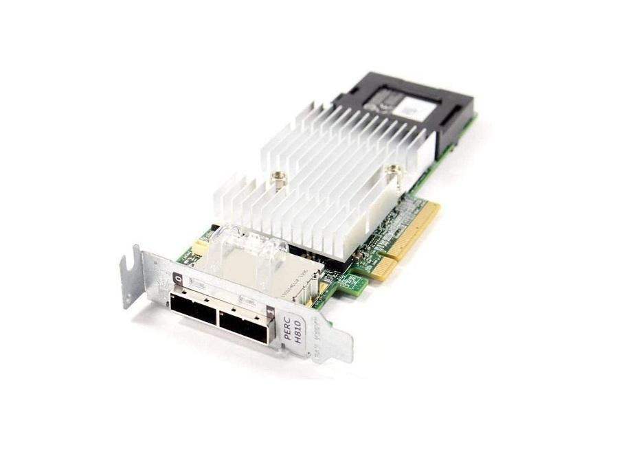 Dell Perc H810 Raid Controller PCI-E 2.0 x8 2x mini-SAS 1GB Cache w/Battery Lp For Poweredge R620 VV648