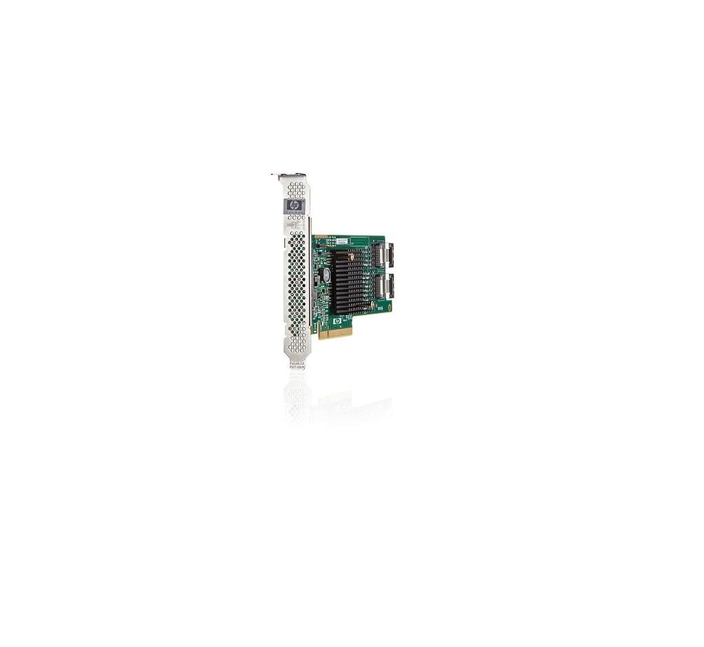 HP H220 Host Bus SATA Adapter PCI-E 3.0 x8 6GB Storage Controller 660088-001
